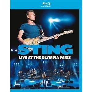 輸入盤 STING / LIVE AT THE OLYMPIA PARIS [BLU-RAY] guruguru