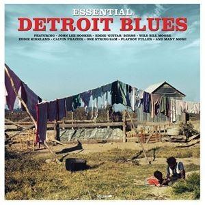 輸入盤 VARIOUS / ESSENTIAL DETROIT BLUES [LP] guruguru
