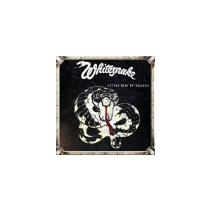 輸入盤 WHITESNAKE / LITTLE BOX 'O' SNAKES-SUNBURST YEARS 1978-1982 [8CD]
