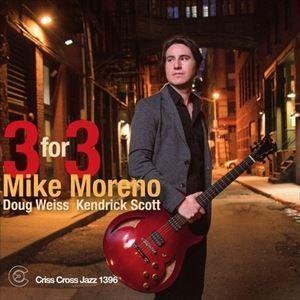 輸入盤 MIKE MORENO / THREE FOR THREE [CD]