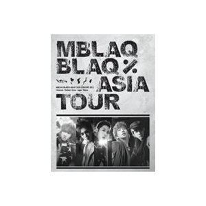 BLAQ%ツアー:MBLAQアジア・ツアー・コンサート・フォトブック|guruguru