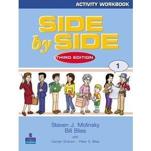 種別:グッズ Workbook 【輸入盤】 Side by Side 3rd Edition Lev...