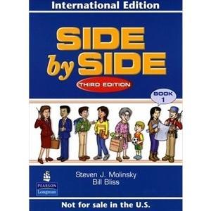 Side by Side 3rd Edition Level 1 Student book|guruguru