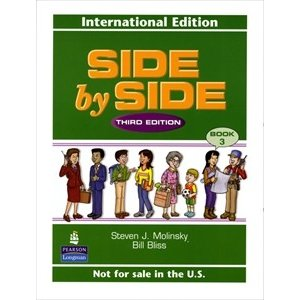 Side by Side 3rd Edition Level 3 Student book|guruguru