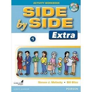 種別:グッズ Workbook 【輸入盤】 Side by Side Level 1 Extra E...