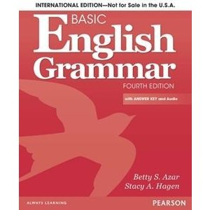 Basic English Grammar 4th Edition Student Book wit...