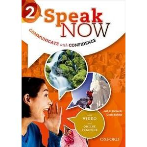 Speak Now Level 2 Student Book with Online Practice