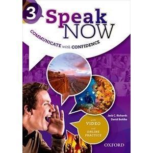 Speak Now Level 3 Student Book with Online Practice