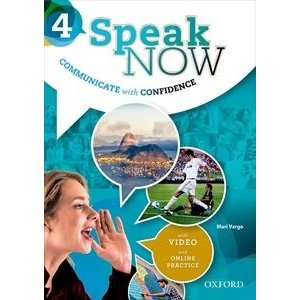 Speak Now Level 4 Student Book with Online Practice