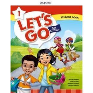 Let's Go 5/E Level 1 Student Book