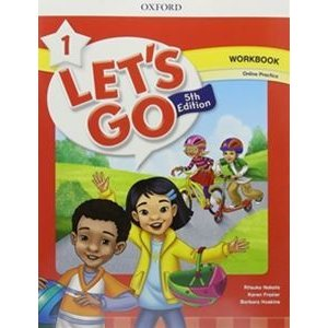 Let's Go 5/E Level 1 Workbook with Online Pack