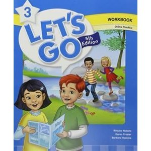 Let's Go 5/E Level 3 Workbook with Online Pack
