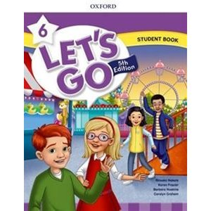 Let's Go 5/E Level 6 Student Book
