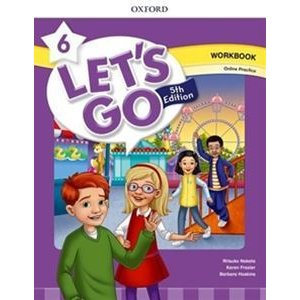 Let's Go 5/E Level 6 Workbook with Online Pack