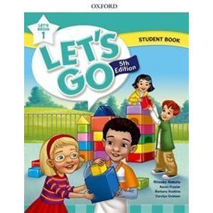 Let's Go 5/E Let's Begin 1 Student Book