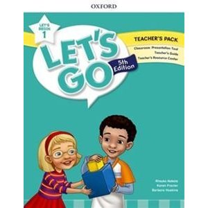 Let's Go 5/E Let's Begin 1 Teachers Pack