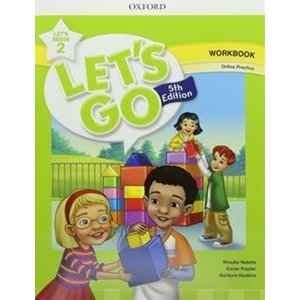 Let's Go 5/E Let's Begin 2 Workbook with Online Pa...