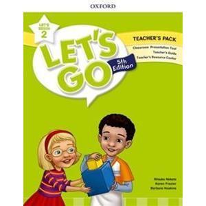 Let's Go 5/E Let's Begin 2 Teachers Pack