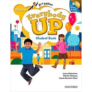 Everybody Up 2nd Edition Starter Student Book with Audio CD Pack