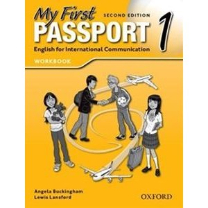 My First Passport 2nd Edition Level 1 Workbook|guruguru