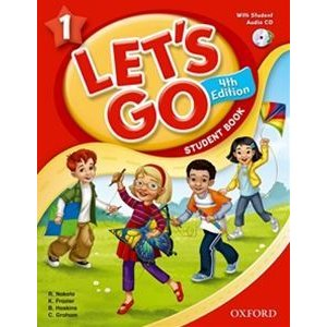 Let's Go 4th Edition Lev...の商品画像