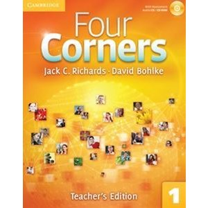 Four Corners Level 1 Teacher's Edition with Assess...