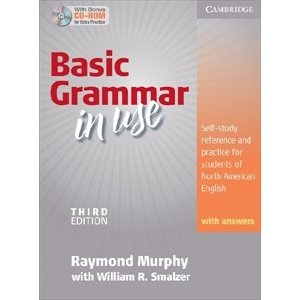 Basic Grammar in Use 3rd Edition Student's Book with Answers & CD-ROM