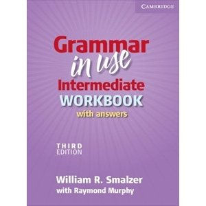 Grammar in Use Intermediate 3rd Edition Workbook with Answers|guruguru