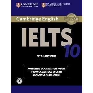Cambridge IELTS 10 Self-study Pack (Student's Book...