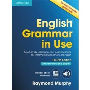 English Grammar in Use 4th Edition Book with Answers and Interactive eBook|guruguru