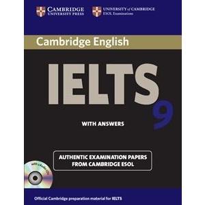 Cambridge IELTS 9 Self-study Pack (Student's Book ...