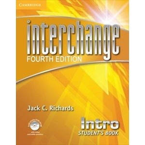 Interchange 4th Edition Intro Student's Book with Self-study DVD-ROM|guruguru