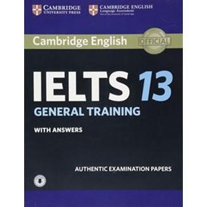 Cambridge IELTS 13 General Training Student's Book...