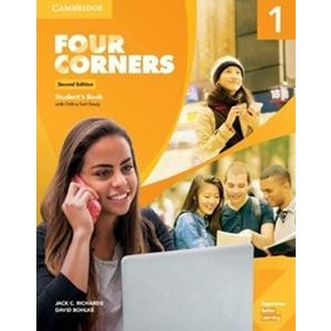 Four Corners 2/E Level 1 Student's Book with Self-study|guruguru