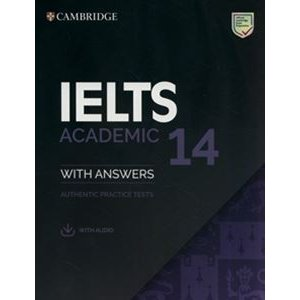 IELTS 14 Academic Student's Book with Answers with Audio: Authentic Practice Tests (IELTS Practice Tests)の商品画像|ナビ