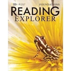 Reading Explorer 2nd Edition Foundations Student Book|guruguru