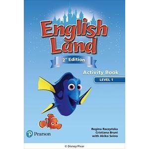 English Land 2/E Level.1 Activity Book|guruguru