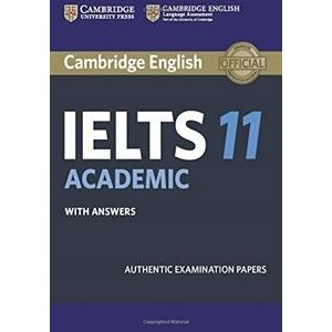 Cambridge IELTS 11 Academic Student's Book with Answersの商品画像|ナビ