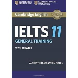 Cambridge IELTS 11 General Training Student's Book...