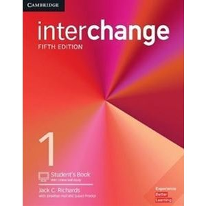 Interchange 5th Edition Level 1 Student's Book with Online Self-Study|guruguru