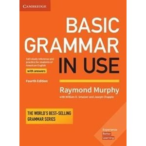Basic Grammar in Use 4th Edition Student Book w/Answers|guruguru