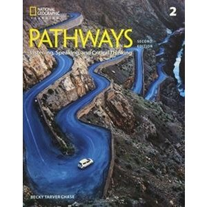 Pathways: Listening Speaking and Critical Thinking 2/E Book 2 Student Book with Online Workbook Access Code