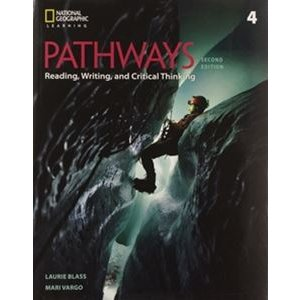 Pathways: Reading Writing and Critical Thinking 2/E Book 4 Student Book with Online Workbook Access Code