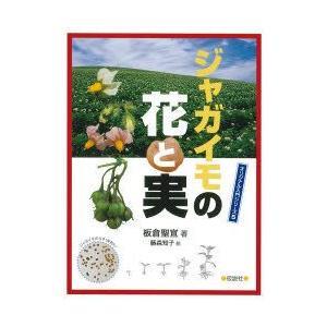 ジャガイモの花と実