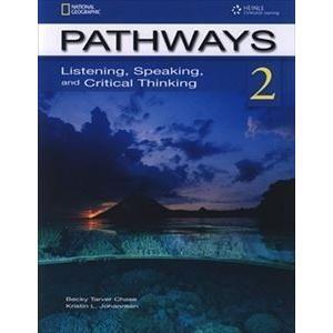 Pathways: Listening/Speaking Book 2 Student Book with Online Workbook Access Code +CD