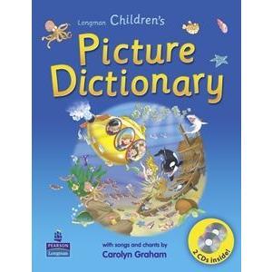 Longman Children's Picture Dictionary with CDs|guruguru