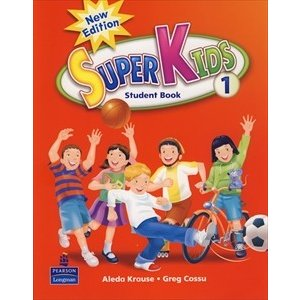 SuperKids 2nd Edition Level 1 Student Book