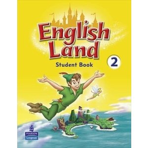 English Land Level 2 Student Book with DVD