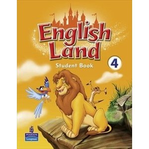 English Land Level 4 Student Book with DVD