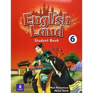 English Land Level 6 Student Book with DVD
